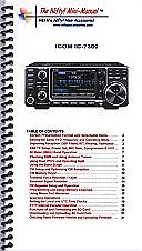 Icom IC-7300 Mini-Manual