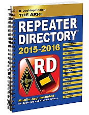 The ARRL Repeater Directory (Desktop Edition)