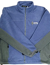 ARRL Fleece Jacket Riverblue