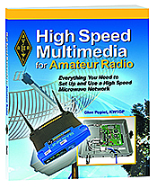 High Speed Multimedia for Amateur Radio