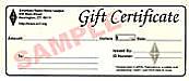 ARRL Gift Certificate -- $25