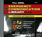 The ARRL Emergency Communication Library v. 1.0