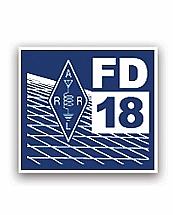 Field Day Pin (2018)