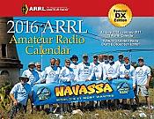 ARRL Calendar 2016