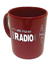 Field Day Mug (2015)