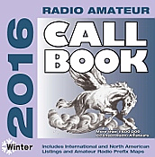 Radio Amateur Callbook CD-ROM (Winter 2016)