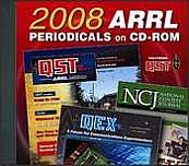ARRL Periodicals CD-ROM 2008
