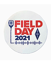 Field Day Magnet