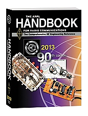 ARRL Handbook (2013 Softcover Edition)