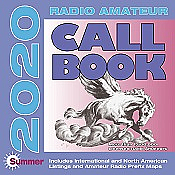 Radio Amateur Callbook CD-ROM (Summer 2020)