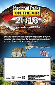 National Parks on the Air Poster (pack of 25)