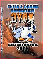 Peter I Island Dxpedition (DVD)
