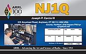 ARRL Member Centennial QSL Cards