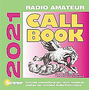 Radio Amateur Callbook CD-ROM (Summer 2021)