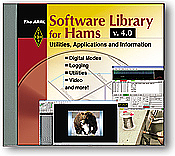 ARRL Software Library for Hams 4.0 (downloadable)