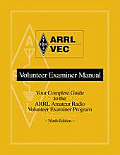 ARRL/VEC Volunteer Examiner (VE) Manual