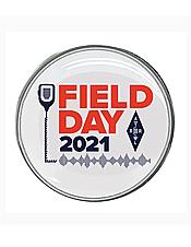 Field Day Pin