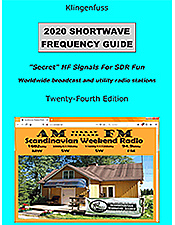 2020 Shortwave Frequency Guide (Klingenfuss)