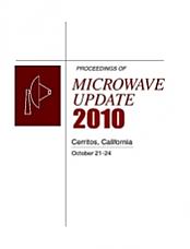 Microwave Update 2010