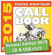 Radio Amateur Callbook CD-ROM (Summer 2015)