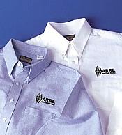 ARRL Oxford Short Sleeve Blue