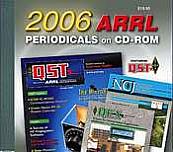 ARRL Periodicals CD-ROM 2006