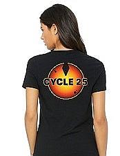 Cycle 25 T-Shirt Women