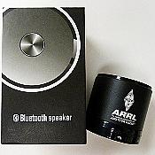 Bluetooth Speaker ARRL