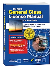 ARRL General Class License Manual 7th Edition