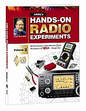 ARRL's Hands-On Radio Experiments Volume 2