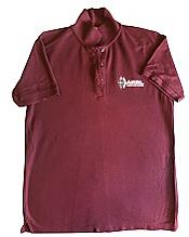 ARRL Polo Shirt Eggplant