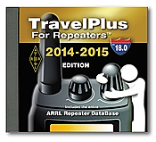 TravelPlus for Repeaters CD-ROM