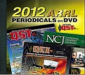 ARRL Periodicals DVD 2012