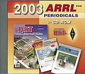 ARRL Periodicals CD-ROM 2003