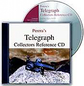 Perera&#039;s Telegraph Collectors Reference CD