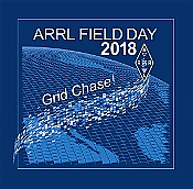 Field Day Sticker (2018)