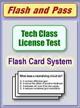 Technician Class Flash Card Set