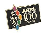ARRL Centennial Pin