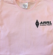 ARRL Pink T-Shirt (Ladies)