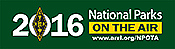 National Parks on the Air Bumper Sticker