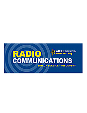 Radio Communications Bumper Sticker