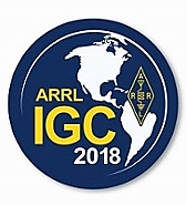 International Grid Chase Sticker (2018)