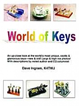 Keys III with Morse Code for Radio Amateurs