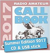 Radio Amateur Callbook CD-ROM (Summer 2017)