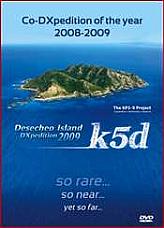 K5D Desecheo Island (DVD)