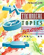Technical Topics Scrapbook 1985-1989