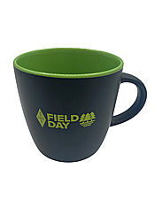 Field Day Mug (Evergreen)