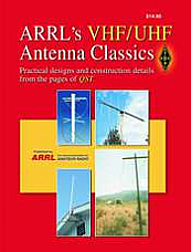 ARRL's VHF/UHF Antenna Classics