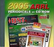 ARRL Periodicals CD-ROM 2005