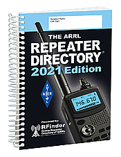 ARRL Repeater Directory 2021 Edition